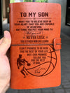 Famth - to my son you will never lose notebook 3