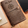I Am So Proud Of You Notebook Gift For Son
