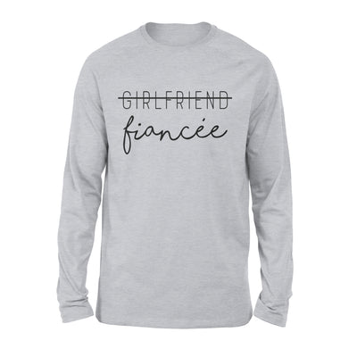Girlfriend - fiancee