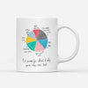 A Scientific Chart Of Why You're The Best Dad Mug - Daddy Mugs