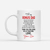 We Are Not Biological Related But Heart That Makes Us Happy Your Son - Mug gift for stepdad