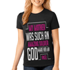God made her an angel mom shirt Gift for mom