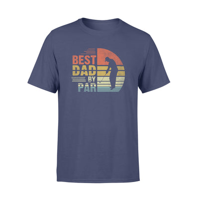 Best Dad By Far Golf T Shirt Gift For Dad