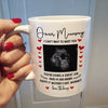 Personalized Happy First Mother's Day Mummy Mug