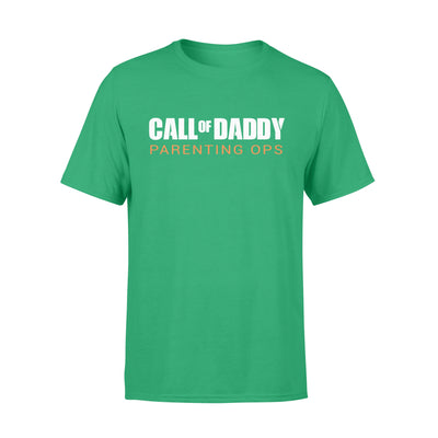Call Of Daddy Parenting Ops Shirt - Dad Shirt
