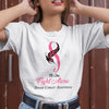 Breast cancel awareness no one fight alone shirt GST