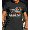 Dad The Man The Myth The Squash Legend Shirt - Dad Shirt