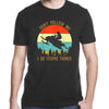 G1-Don't follow me i do stupid things snowmobile t-shirt - GST