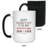 To The Most Generous Bank Mug Gift For Dad
