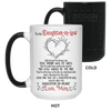 MEANINGFUL GIFT FOR DAUGHTER-IN-LAW - FAMTH, Gifts For daughter, Gift For daughter in law, Coffee Mug, Special Gift For Her, All Size Mug, Color Changing Mug