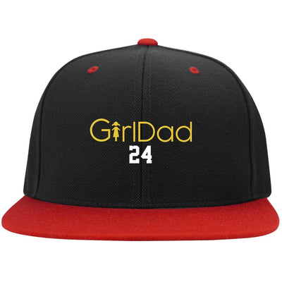 Girl Dad 24 Hat Cap - Gift For Dad
