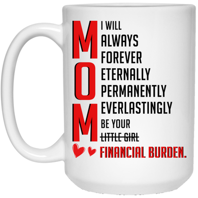 MOM - I WILL ALWAYS BE YOUR FINANCIAL BURDEN - FAMQ