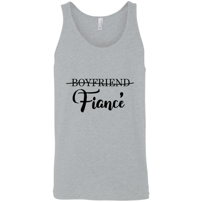 Boyfriend fiance black gifts for couple gift for him gift to fiance unisex shirt