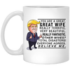 You Are A Great Great Wife Mug Gift For Wife