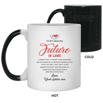 Famh amazing gift for future in law gift for dad mug for dad  coffee mug