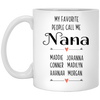 [Personalized] Perfect gift for grandma - famth