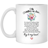 Meaningful Gift For Mother-In-Law - Famh Mom Mug