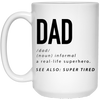 Dad Informal Definition Mug Gift For Dad