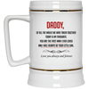 Daddy Of All The Walks We Have Taken Together Mug Gift For Dad