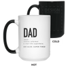 Dad Definition A Real Life Superhero Mug Gift For Dad