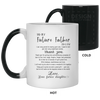Meaningful gift for father-in-law - famh gifts for dad gift for father coffee mug special gift for him all size mug color changing mug