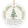 You Are At Peace Ornament - Christmas Gift For Family