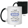 I Smile Because You Are My Grandpa Mug Gift For Grandpa