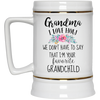 Grandma I Love How We Don't Have To Say That Mug Gift For Grandma