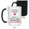We're A Match Made On The Internet Mug Gift For Husband
