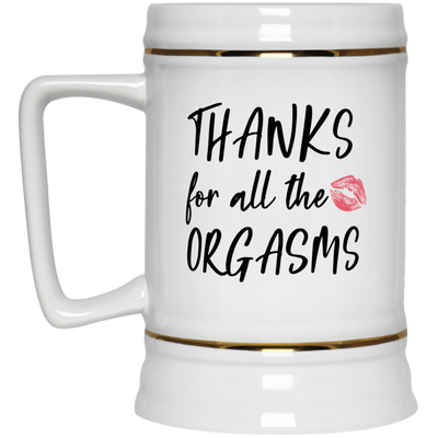 Thanks For All The Orgasms Awesome gift for boyfriend/fiance/husband - famth