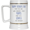 Happy Father's Day White Mug
