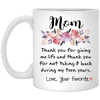 MOM, THANK YOU FOR GIVING ME LIFE - FAMTH