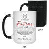 Famh amazing future in law fudau  dad mug  gifts for dad father's gift