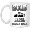 MEANINGFUL GIFT FOR STEPDAD - FAMH, Gifts For Dad, Gift For father, Coffee Mug, Special Gift For Him, All Size Mug, Color Changing Mug