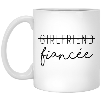 Fiancee Mug Gift For Her
