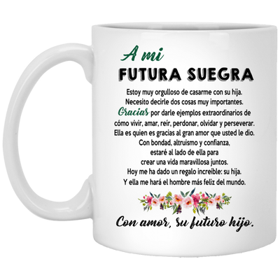 Famh A MI FUTURA SUEGRA, SU FUTURO HIJO, Mom shirt, Gifts For mom, Mother's Gift , mother in law shirts, Gift for Women Shirt, Unisex Shirt, Plus Size Shirt,