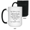 Dear Mother In Law  From Daughter In Law Not Selling My Husband Mug