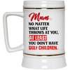 No Matter What Life Throws At You Mug Gift For Mum