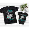 Happy 1st Mother's Day Whale Shirts - Personalised baby bodysuit Gsge