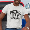 Football Dad American Football Shirt - Dad Shirt