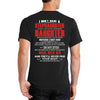 I Dont Have A Stepdaughter Shirt - Gift For Stepdad