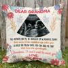 Personalized Dear Grandma This Mother's day Pillow