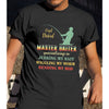 Personalized Master Baiter Shirt Gift For Dad -Father & Son Shirt