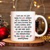 Gift For Him For Her I Love Not Just Today Mug