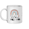Personalized Send You A Socially Distanced Hug In A Mug Best Friend Gift