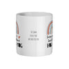 Personalized Send You A Socially Distanced Hug In A Mug - Best Friend Gift Gsge