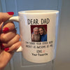 Personalized Sorry Your Other Kids Aren't As Awesome As Me Mug - Daddy Mugs
