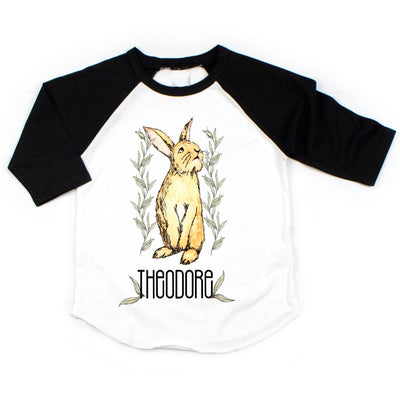Unique Gift for Kids - Bunny Easter Long Sleeve Shirt GST