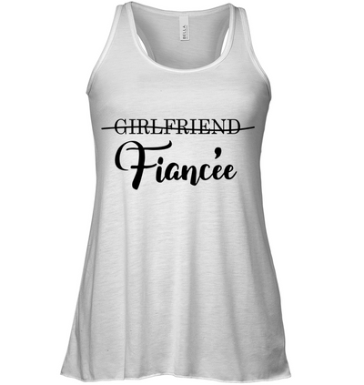 Girlfriend Fiancee T Shirt Gift For Girlfriend