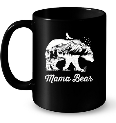 MAMA BEAR - BABY BEAR   - FAMTH, Gifts For Mom, Gift For Mother, Women Shirt, Mom Shirt, Special Gift For Her, Unisex Shirt, Plus Size Shirt